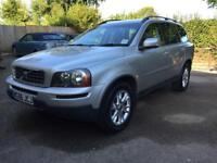 2006/56 plate Volvo XC90 D5 (Manual)