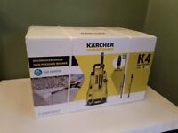 Kärcher K4 Full Control Pressure Washer - Brand New and Boxed