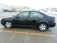 2001 VW Jetta GLS 1.8 turbo for sale