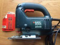 BLACK+DECKER KS633E Jigsaw Var Speed, 400 W