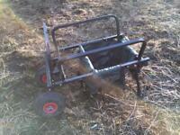Carp fishing wheelbarrow
