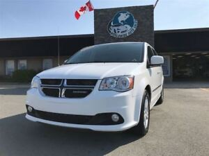 2016 Dodge Grand Caravan Crew Plus Leather Power Everything Heat