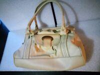 Handbag, leather, can deliver
