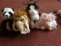 Webkinz soft toys various creatures (24 units)