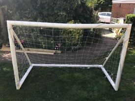 Set of goalpost
