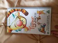 Disney Tiger the movie