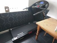 Reebok zr9 running machine for sale only used twice!!