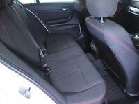 BMW 1 SERIES 116I SPORT 5DR STEP AUTO (white) 2014
