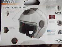 Brand New, Unused, Boxed, Crivit Sports Crash Helmet.