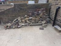 Mix of quality Yorkshire Stone and bricks