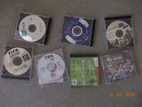 Various Games PC CD Rom
