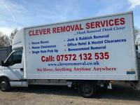 Man and Van, House Removal, Free Scrap Metal Pick ups.