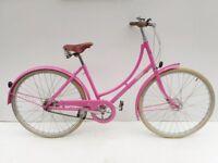 ladies Pashley Poppy town bicycle