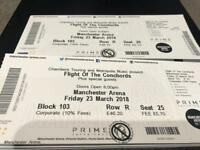 VIP Flight Of The Conchords Tickets Manchester Arena Tickets