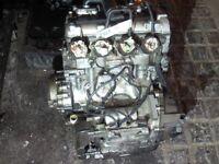 Kawasaki ZX6R Engine G1/2 1998/9 Low mileage £250 Tel 07870 516938