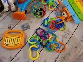 Kids baby toys bundle