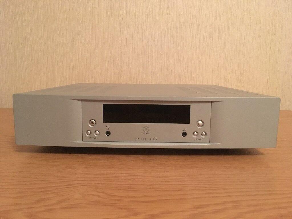 Linn Majik DSM/1 Digital Music Player, Silver