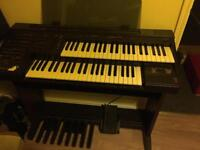 Yamaha keyboard/organ