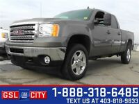 2013 GMC SIERRA 2500HD SLT - Heated Seats, Satellite Radio