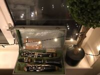 Lark M4001 Clarinet Musical Instrument for sale & spare parts