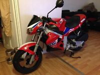 Gilera dna 180 mint condition!!!