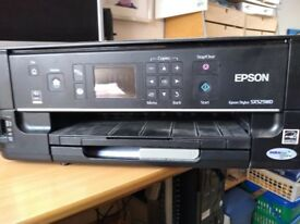 Epson Stylus SX525WD all in one (printer/scanner/photocopier) NOT full working order