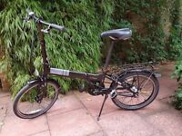 DAHON Vitesse D7 Folding Bike like Tern or Brompton