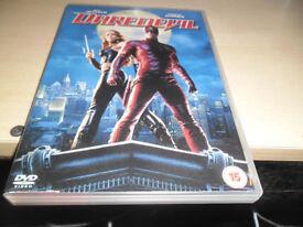 DAREDEVIL REGION 2 DVD