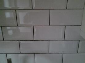 wall tiles, free if you can use them