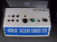 CR Clarke vacuum former 1210