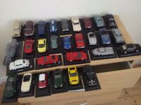 1:43 Die Cast Car Collection - 29 cars - £30