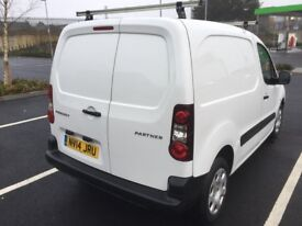 Peugeot Patner Van, NO VAT In Excellent Condition