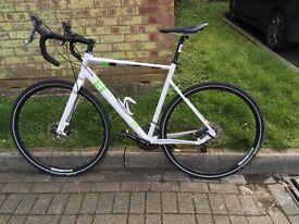 Alpha 13 Cyclocross Bike 56cm