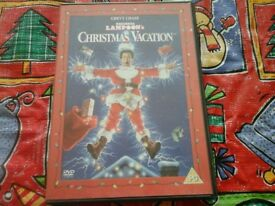 National Lampoon's christmas vacation dvd, excellent condition