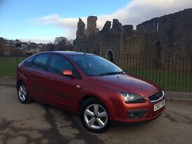 2007 (07) Ford Focus ** 12 Month Mot ** Full Service History ** Fantastic Condition **