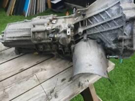 Audi a4 b7 gearbox