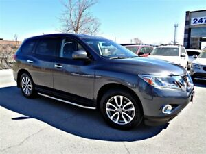 2014 Nissan Pathfinder S | REAR VIEW CAM | 7 PASSENGER | ACCIDEN