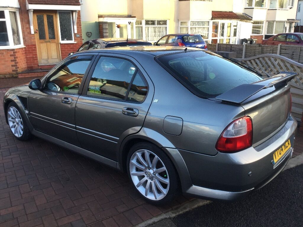 Mg Zs 180 2 5 Litre V6 Facelift Hatchback 2004 Lovely Condition Fsh