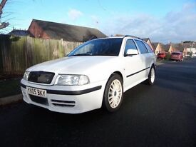 2005 Skoda Octavia VRS Estate
