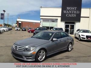 2013 Mercedes-Benz C300 4MATIC NAVIGATION | SENSORS | ROOF
