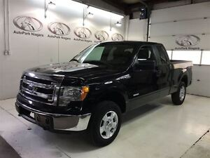 2013 Ford F-150 XLT / EXTENDED CAB / 4X4 / ALLOY RIMS