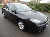 2010 60 RENAULT LAGUNA DYNAMIQUE DCi 1.5 DIESEL FULL HISTORY 1 OWNER FROM NEW