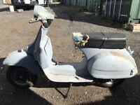 Douglas Vespa scooter for sale leeda sold!!!!!