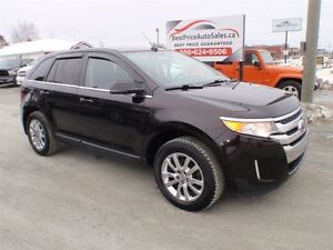 2013 Ford Edge LIMITED! AWD! CERTIFIED!