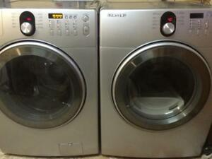 298- Laveuse Sécheuse Frontales SAMSUNG  Frontload Washer Dryer