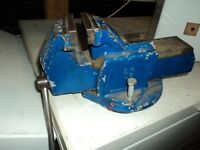 small no 1 vice, working order,