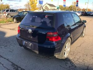 2003 Volkswagen GTI VR6 - 6MT - Leather - ONLY 88KM London Ontario image 2