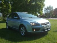**LONG MOT** 2007 FORD FOCUS 1.6 ZETEC CLIMATE 5 DOOR HATCHBACK **RECENT SERVICE+AMAZING DRIVE**