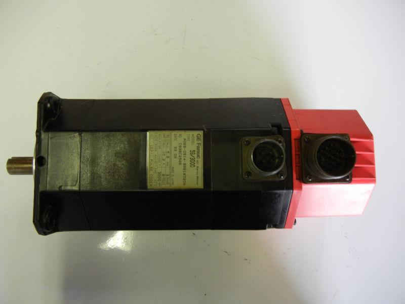 GE FANUC MOTOR A06B-0514-B581#7208 USED A06B0514B581
