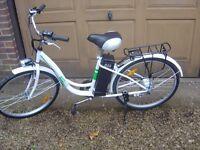 Brand new ladies Lowebike power plus electric bike